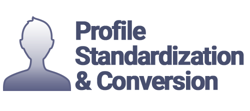 Profile Standardization & Conversion